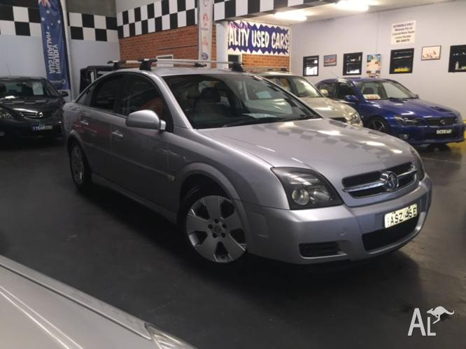 2004 Holden Vectra CDXi, Top of the Range, Leather