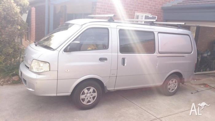 2004 Kia Pregio Van/Minivan