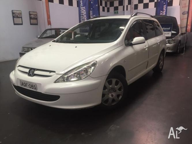 2004 Peugeot 307 HDi, Diesel Turbo,immaculate