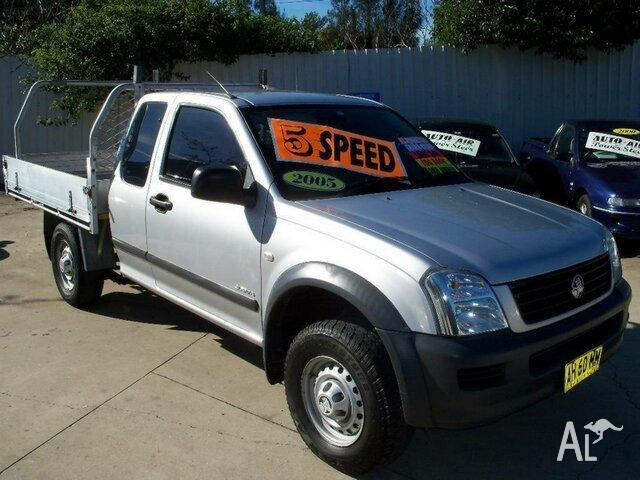 2005 holden rodeo ra my05 5 upgra lx very low klms 5 speed manual rh granville nsw australialisted com Holden Rodeo 4x4 vs Holden Colorado Rodeo