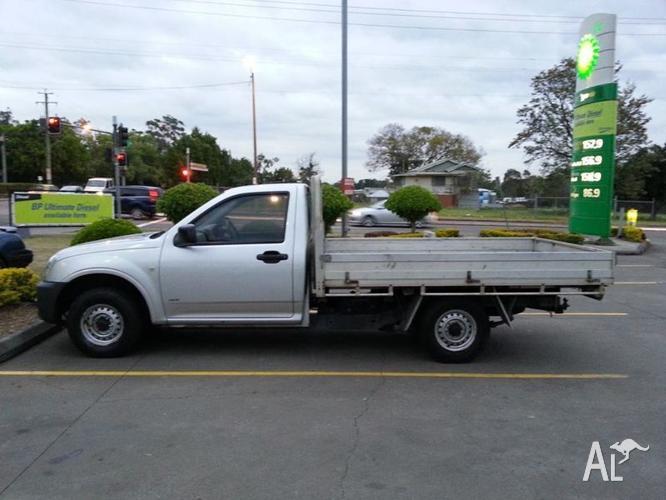 2005 Holden Rodeo Work Ute