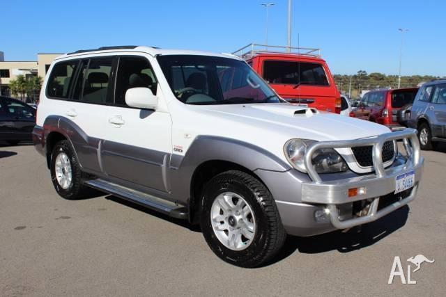 2005 Hyundai Terracan CRDi