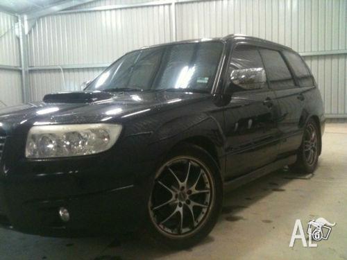 2005 MY06 Subaru Forester XT