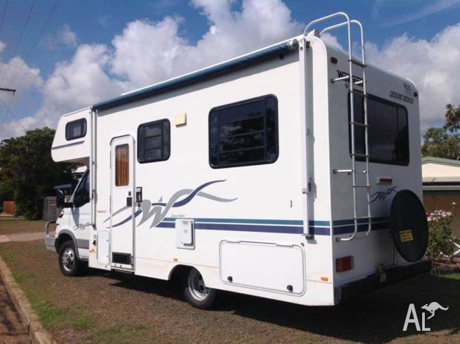 2005 Winnebago with everthing for the indpendent