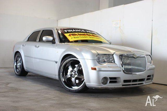 2006 Chrysler 300C LE MY06 SRT8 Silver 5 Speed