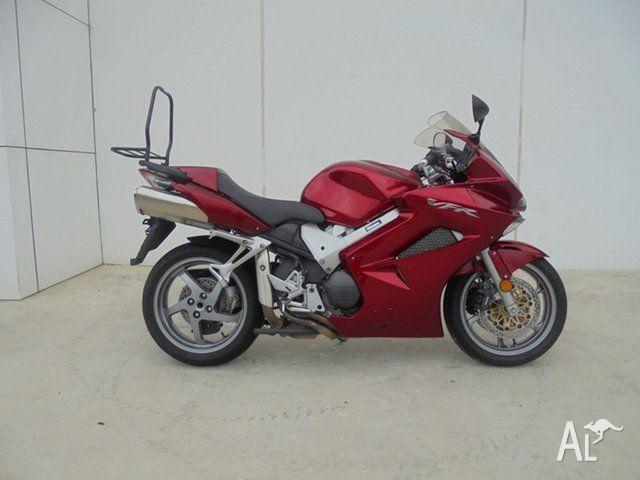 2006 Honda VFR800F (vfr800FI) 800CC 782cc