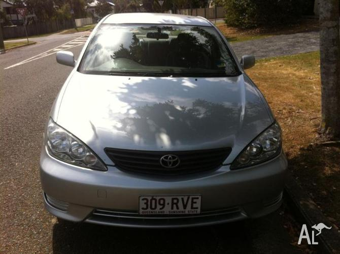 2006 toyota camry limited sedan very clean 6mths rego 4 cyl auto for sale in brookside centre. Black Bedroom Furniture Sets. Home Design Ideas