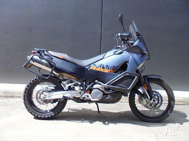 2007 KTM 990 Adventure 990CC Dual Sports 999cc