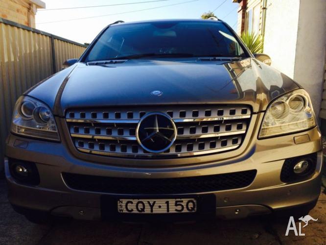 2007 Mercedes-Benz ML Wagon diesel luxury