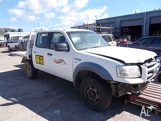 2008 Ford Ranger Wrecking!!!