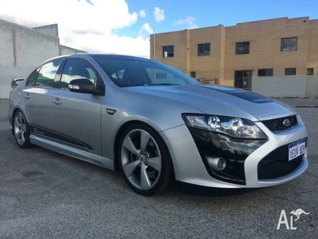 2008 FPV GT 5TH Anniversary FG GT 5th ANNIVERSARY