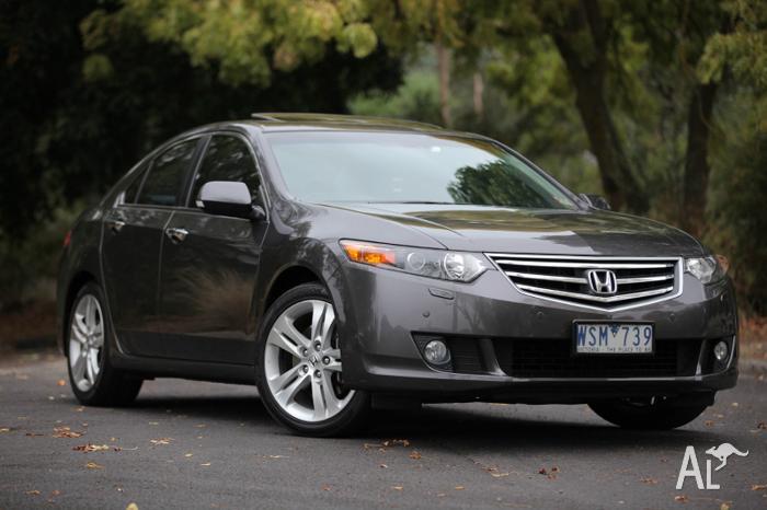 2008 Honda Accord Euro Luxury Navi