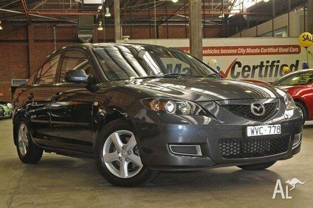 2008 Mazda 3 Grey Automatic Sedan