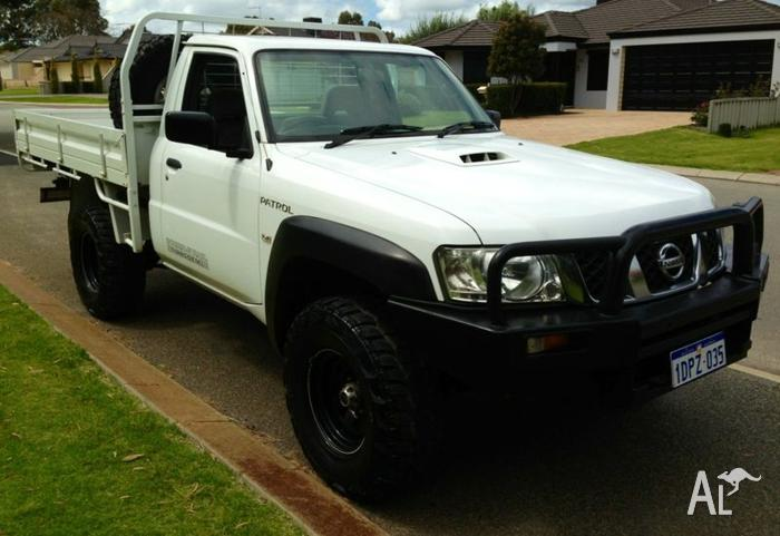 how to change coil springs on a nissan patrol