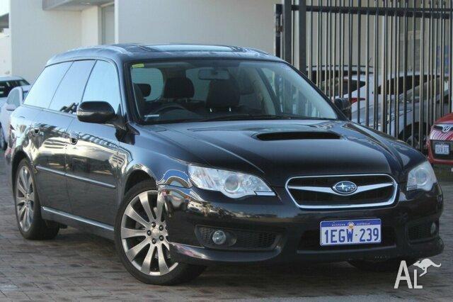 Subaru liberty 2008 specs
