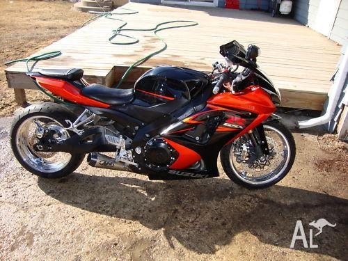2008 suzuki gsxr 1000 for sale in sydney new south wales classified. Black Bedroom Furniture Sets. Home Design Ideas