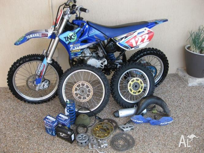 2008 yz85 yamaha for sale in airlie beach queensland for Yamaha yz85 top speed