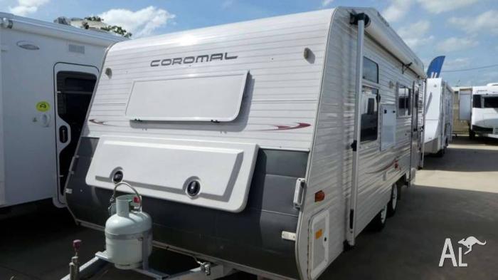 2009 Coromal Lifestyle 610