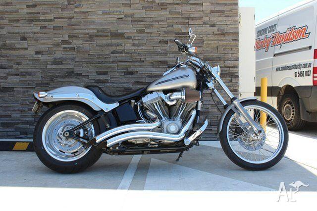 2009 Harley-Davidson FXST Softail Standard 1600CC