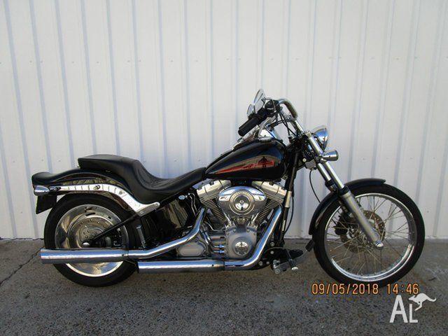 2009 Harley-Davidson FXST Softail Standard Cruiser