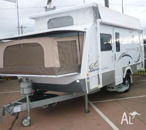 2009 jayco expanda outback for sale in melbourne victoria classified
