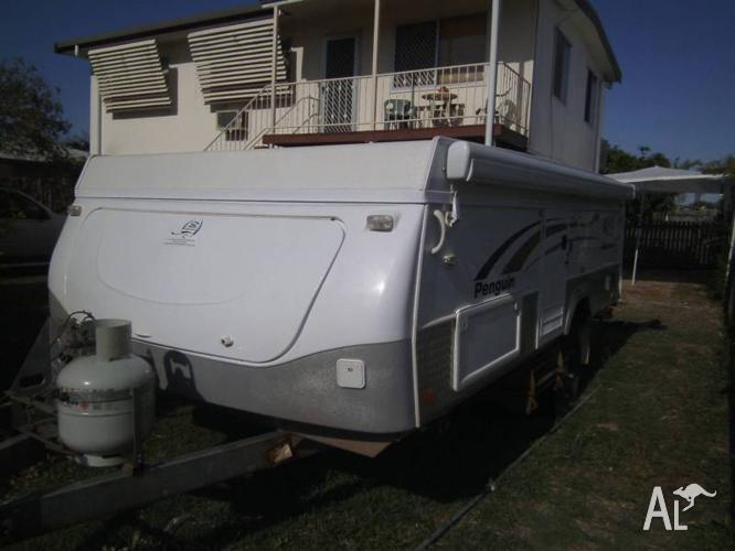 2009 Jayco Penguin Outback