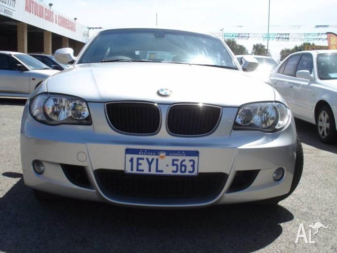 2010 BMW 123d Hatchback M-SPORT TURBO DIESEL 61900 KM