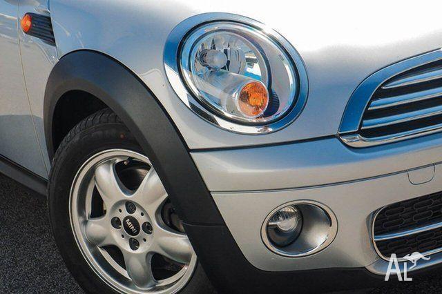 2010 Mini Hatch R56 Cooper D Silver 6 Speed Manual