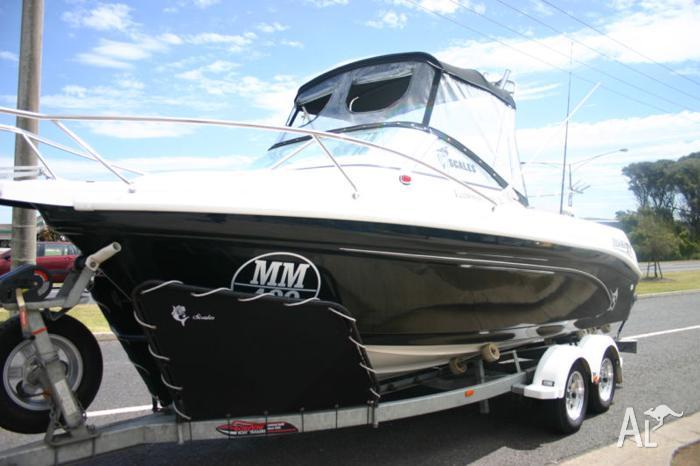 2010 Ocean Master 590 Explorer