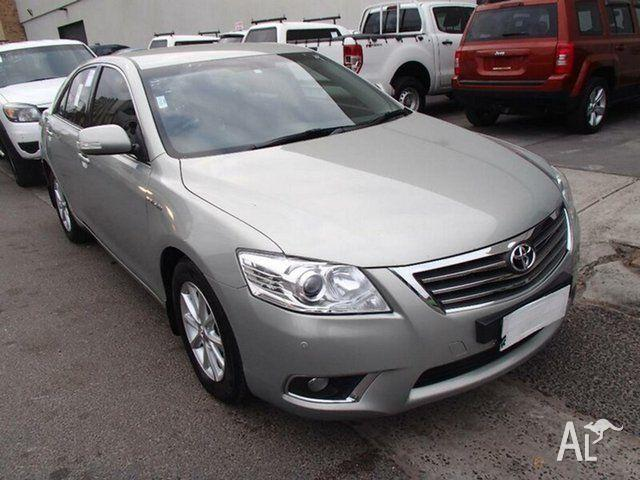 2010 Toyota Aurion GSV40R 09 Upgrade Prodigy Sakana