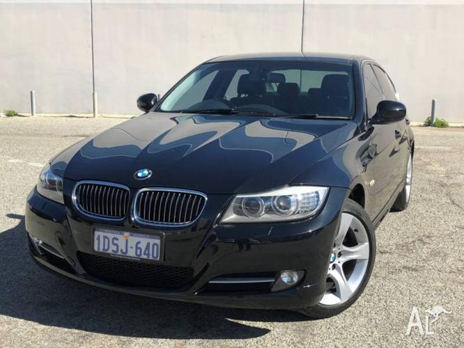 2011 BMW 323i E90 Auto Sport Sedan