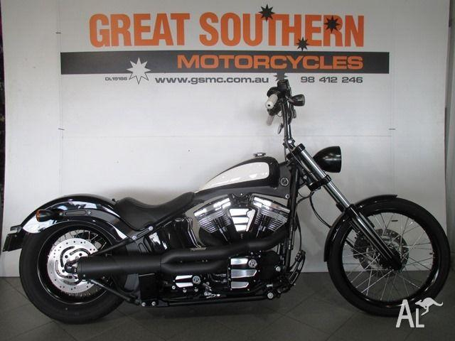 2011 Harley-Davidson FXS Custom Blackline, $28,990 -