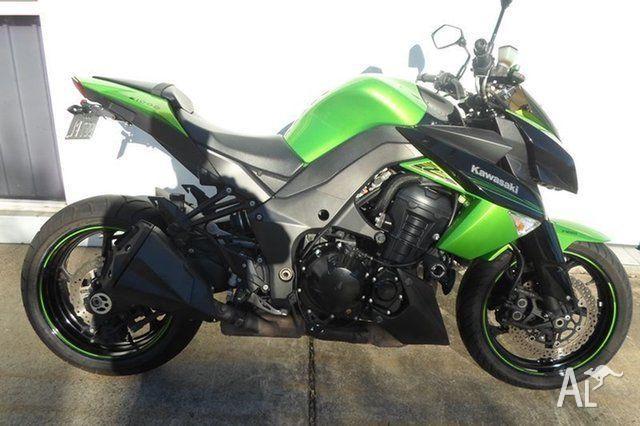 2011 Kawasaki Z1000 1000CC Sports 1043cc