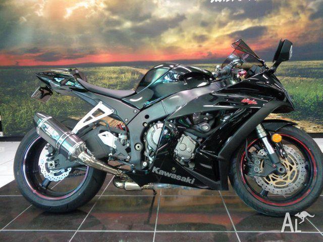 2011 Kawasaki ZX-10R (abs) Sports 998cc