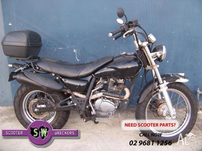 2011 LARO V RETRO 250 ***PARTS ONLY***