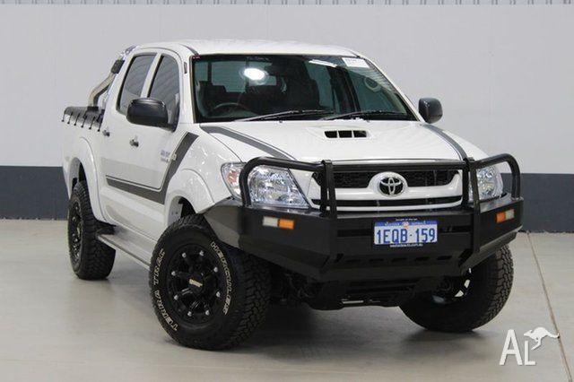 Toyota Hilux - Wikiwand