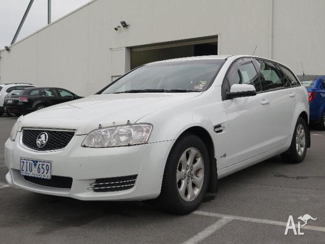 2012 Holden Commodore VE II MY12 Omega Sportwagon