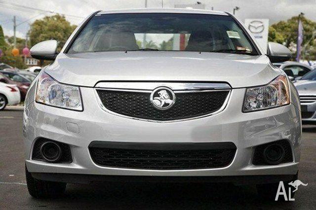 2012 Holden Cruze JH Series II MY12 CD Nitrate 6 Speed