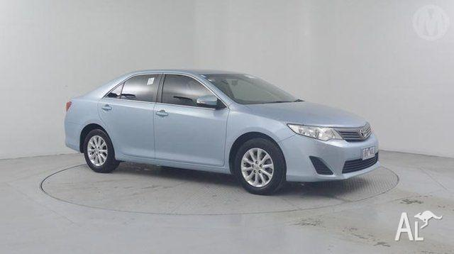 2012 Toyota Camry ASV50R Altise Arctic Frost 6 Speed
