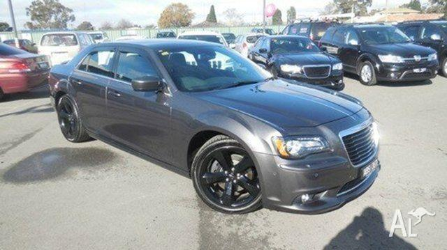 2013 Chrysler 300 Granite Crystal Metallic Clearcoat
