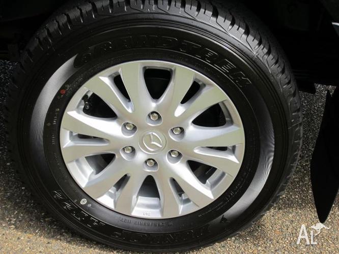 2013 Mazda BT-50 Alloy Rims (4)