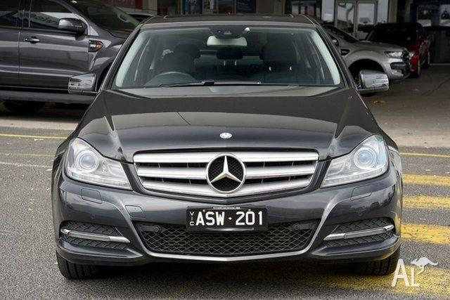 2013 Mercedes-Benz C200 W204 MY13 7G-Tronic + Magnetite
