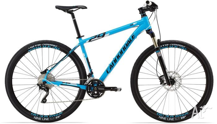 2014 Cannondale Trail SL 29er 1 Bike for Sale in MELBOURNE, Victoria ...