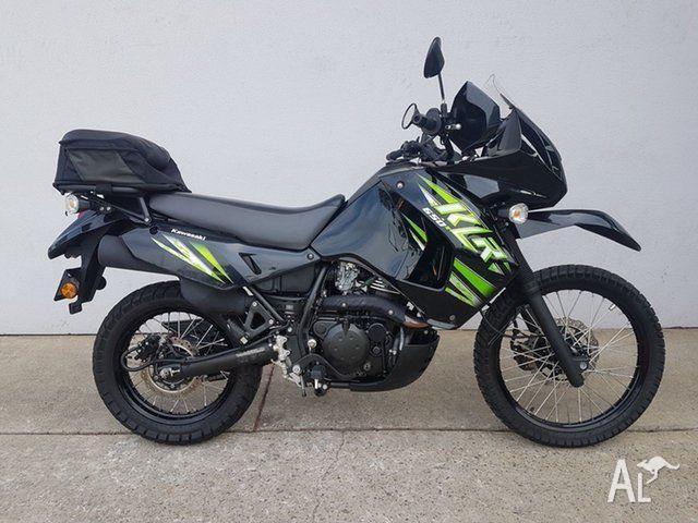 2014 Kawasaki KLR650 (KL650) Dual Sports 651cc