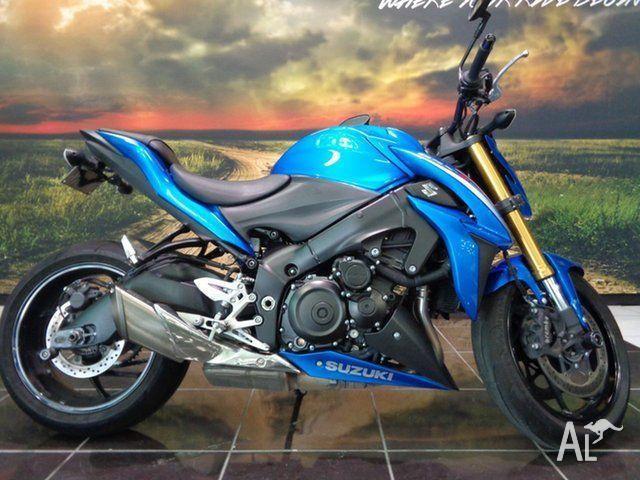 2015 Suzuki GSX-S1000 1000CC 999cc