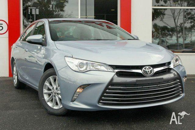 2016 Toyota Camry ASV50R Altise Blue 6 Speed Sports