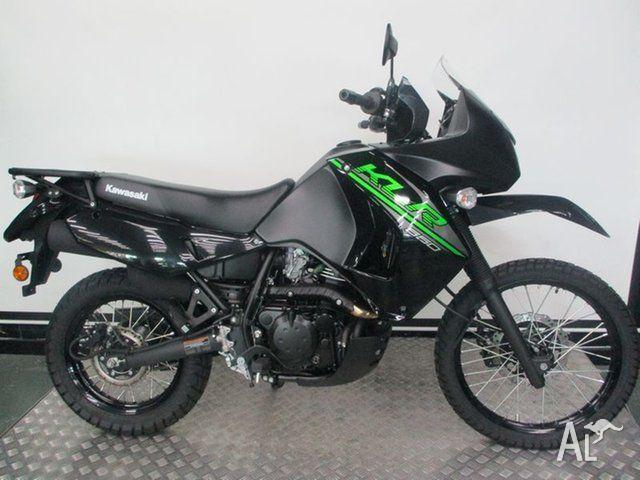 2017 Kawasaki KLR650 (KL650) Dual Sports 651cc