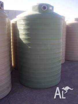2500 Litre Tall E G R Water Tank for Sale in ASCOT VALE