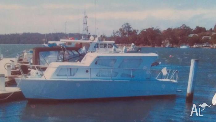 25 Foot Bay Cruiser: