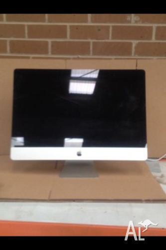 27 inch iMac i5 4 x 2.7GHz 8GB 1TB